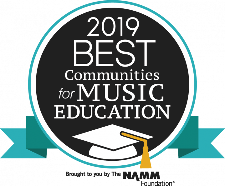 2019 Best Community for Music Education